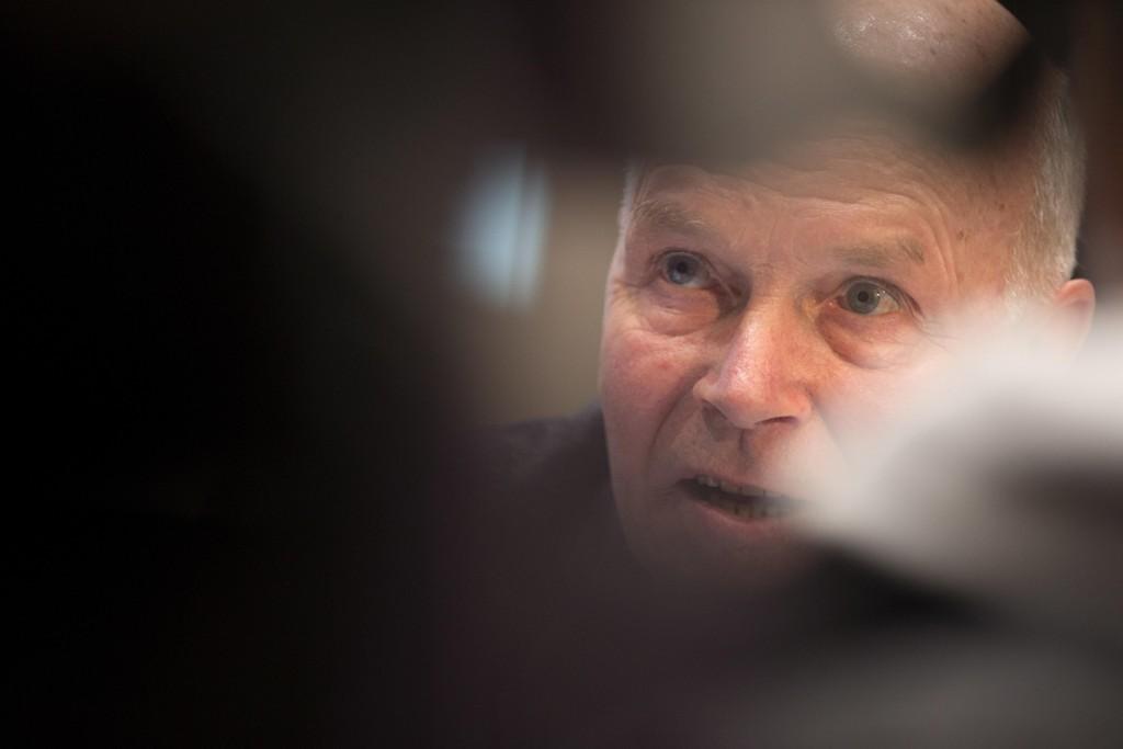 Beskyldningene mot Det internasjonale skiskytterforbundet, her ved mangeårig IBU-president Anders Besseberg, har ført til at IOC stopper alle utbetalinger til forbundet. Foto: Berit Roald / NTB scanpix