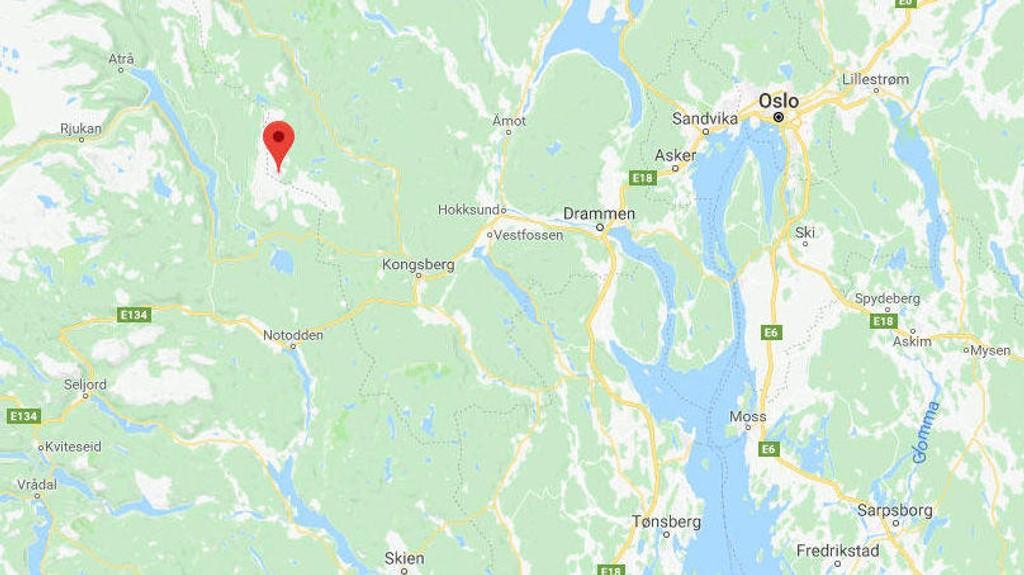 SAVNET: En gutt er savnet etter tur i Blefjell i Telemark.