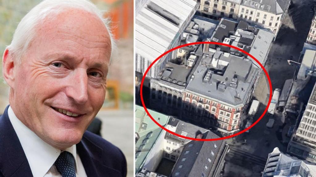 SELGER: Eiendomsinvestor Christian Ringnes og hans selskap selger Karl Johans gate 16B og Kongens gate 31.