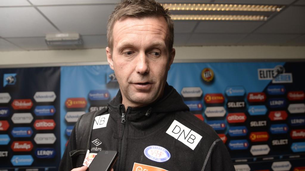 TING TAR TID: Vålerengas trener Ronny Deila stresser ikke.
