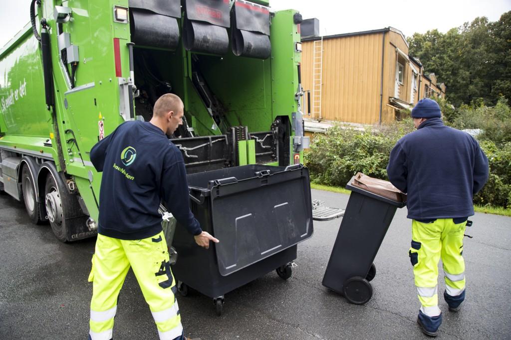 RenoNorden-konkursen i september i fjor rammet 134 kommuner. Nå har flesteparten av dem tatt over søppelhåndteringen selv. Foto: Heiko Junge / NTB scanpix