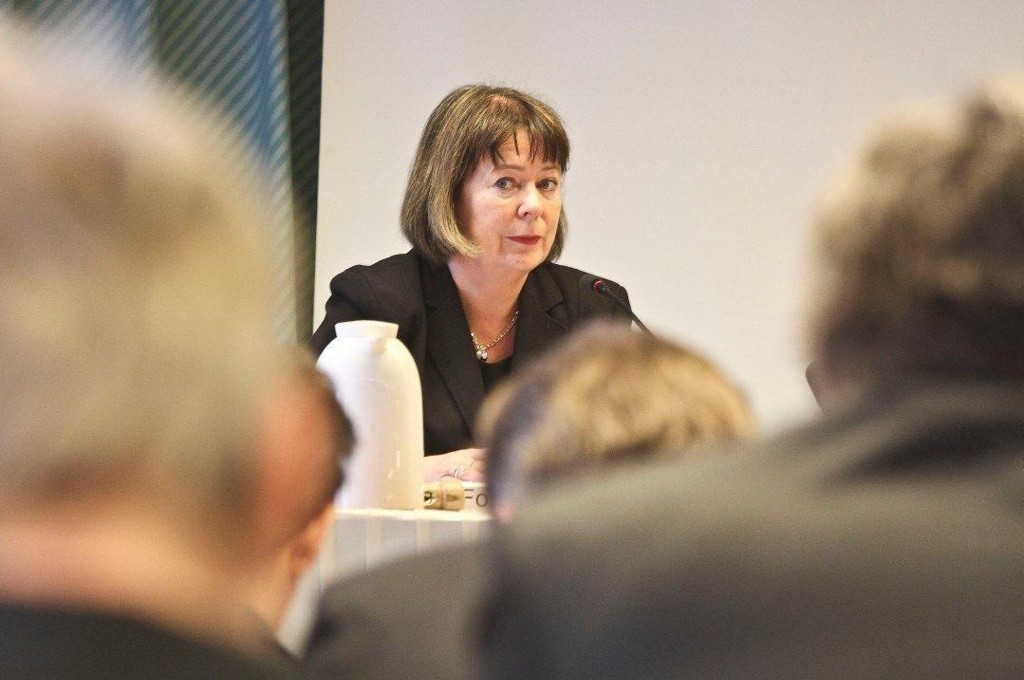 PÅ ALVOR: Fylkesordfører i Nordland, Sonja Steen mener det er viktig å ta slike henvendelser på alvor.
