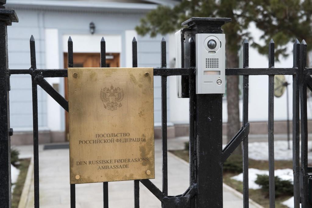 REAGERER: Russlands ambassade har rykket ut med en bekymringsmelding knyttet til økt amerikansk militær tilstedeværelse i Norge.