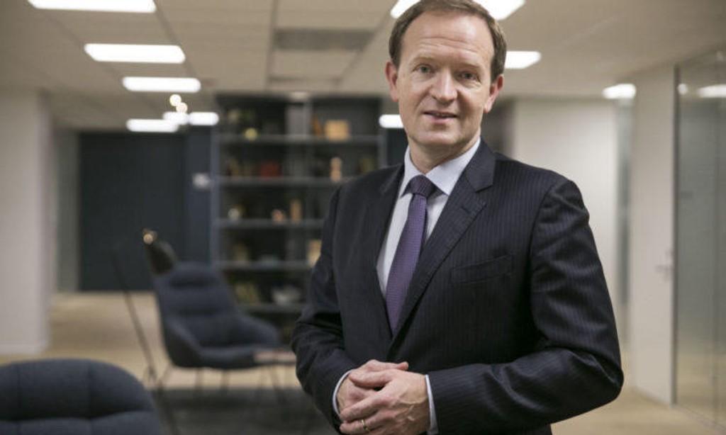 Michael V. Sivertsen er administrerende direktør i Forvaltningshuset.