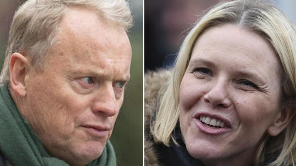 LØGNER OG MISTILLIT: Det har vært en knallhard debatt etter at Sylvi Listhaug gikk til flengende angrep på Raymond Johansen og Byrådet.