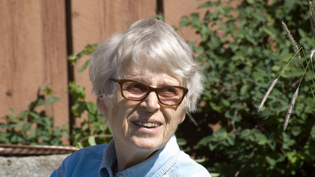 KASTES UT: 95 år gamle Ragnhild Godal har fått varsel om utkastelse fra Eugene Hanssens aldershjem.