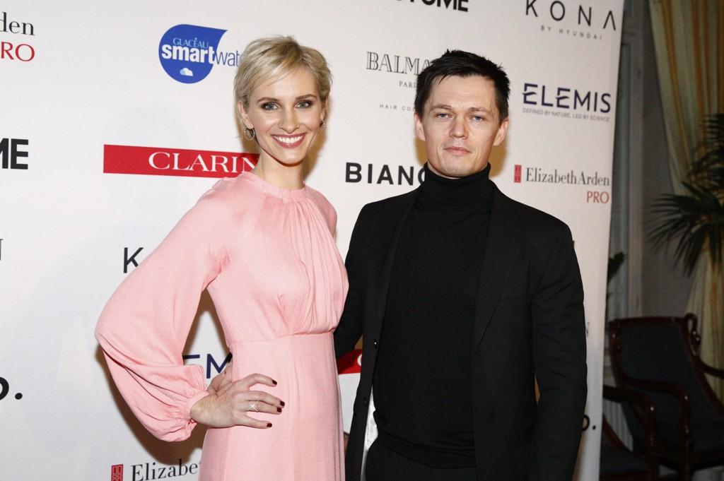 NYTT HUS:L Anne Rimmen og Ailo Gaup har kjøpt villa til 20 millioner på Tåsen. Her er paret sammen på Costume Awards i januar 2018.