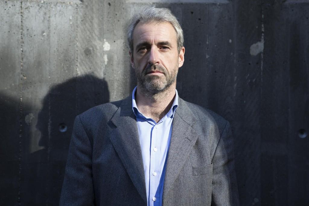 Leder i Bedriftsforbundet, Olaf Thommessen.