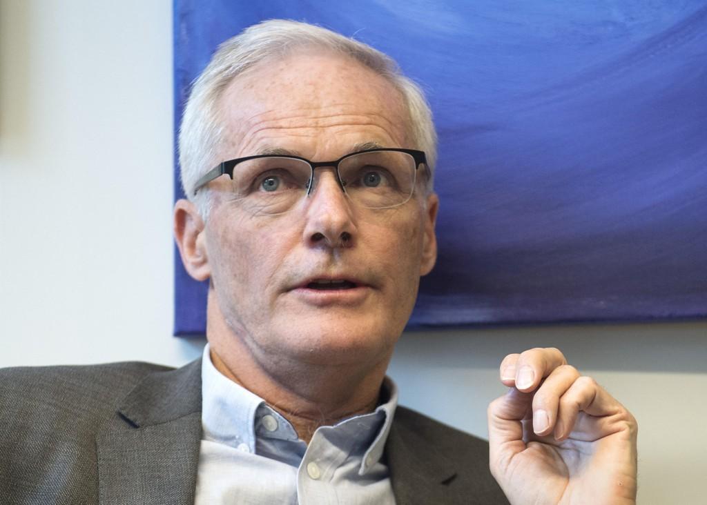 Varsler nyhet: Direktør Lars Sørgard i Konkurransetilsynet.