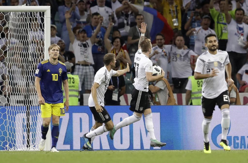 fotball vm tyskland med dramatisk overtidsseier mot