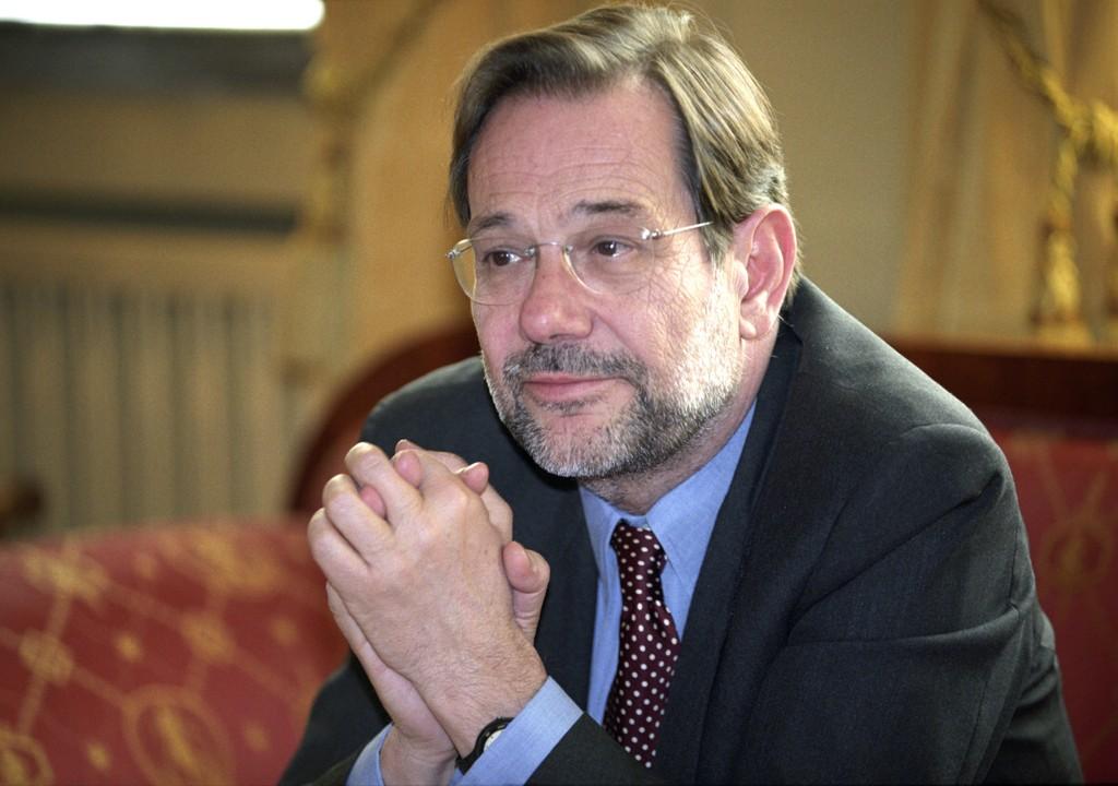NATOs tidligere generalsekretær Javier Solana. Arkivfoto: Berit Roald / NTB scanpix