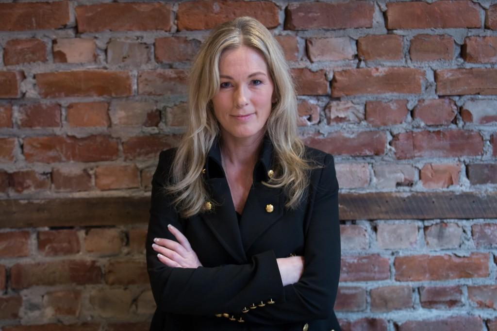RIPE I LAKKEN: Innovasjon Norges direktør Anita Krohn Traaseth har fått en liten ripe i lakken, men det er ingen stor sak.