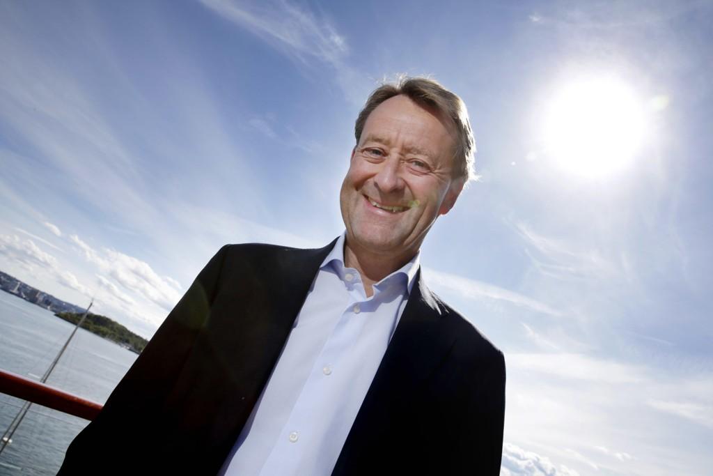 IMPERIET VOKSER: Bjørn Rune Gjelsten blir nå eier av Löplabbet.