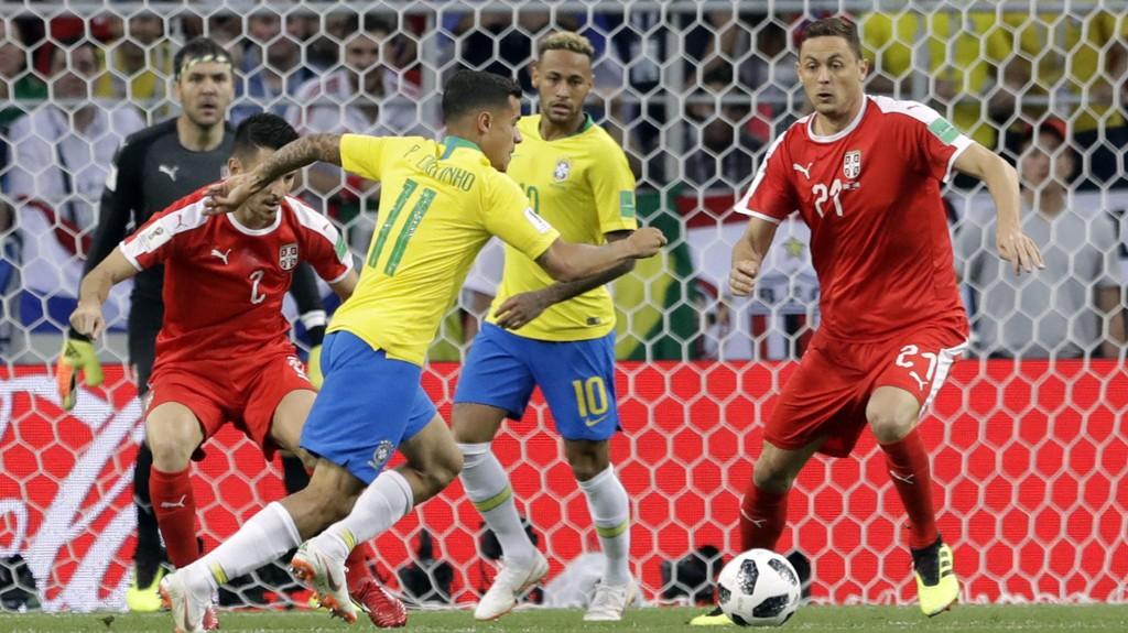 coutinho har v 230 rt lysende for brasil