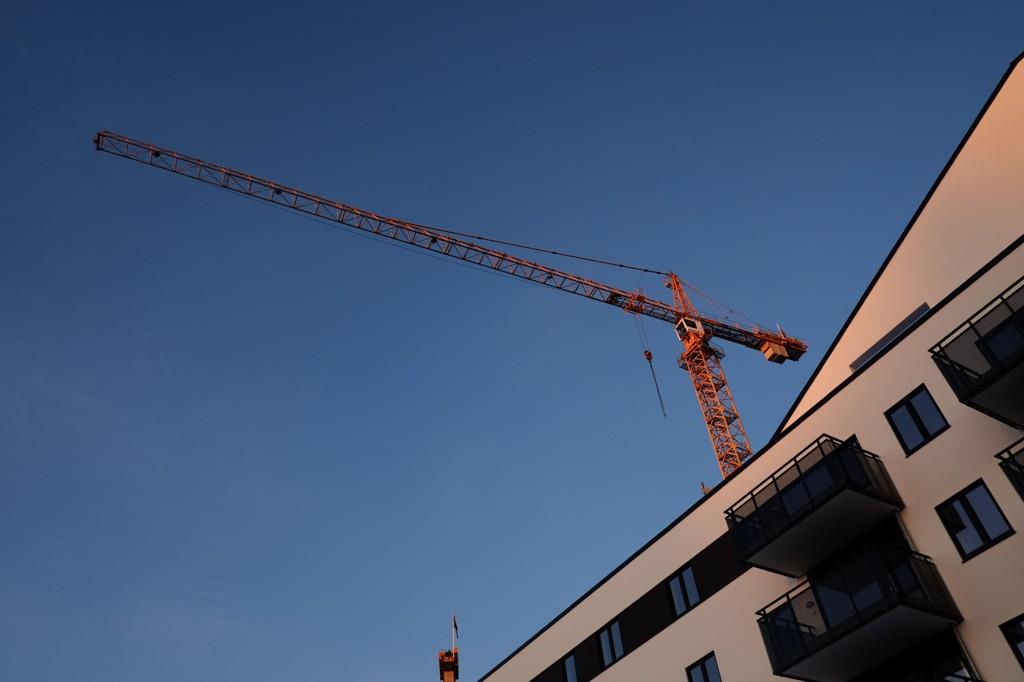 REKORDHØYT TALL: I juni ble det solgt 10.538 boliger i Norge, noe som er 9,3 prosent flere enn i tilsvarende måned i 2017.