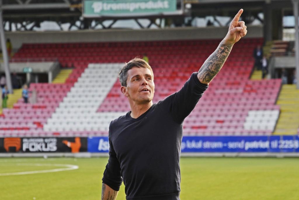 Simo Valakari var aktuell som erstatter for Steven Gerrard som G18-trener i Liverpool. Foto: Rune Stoltz Bertinussen / NTB scanpix