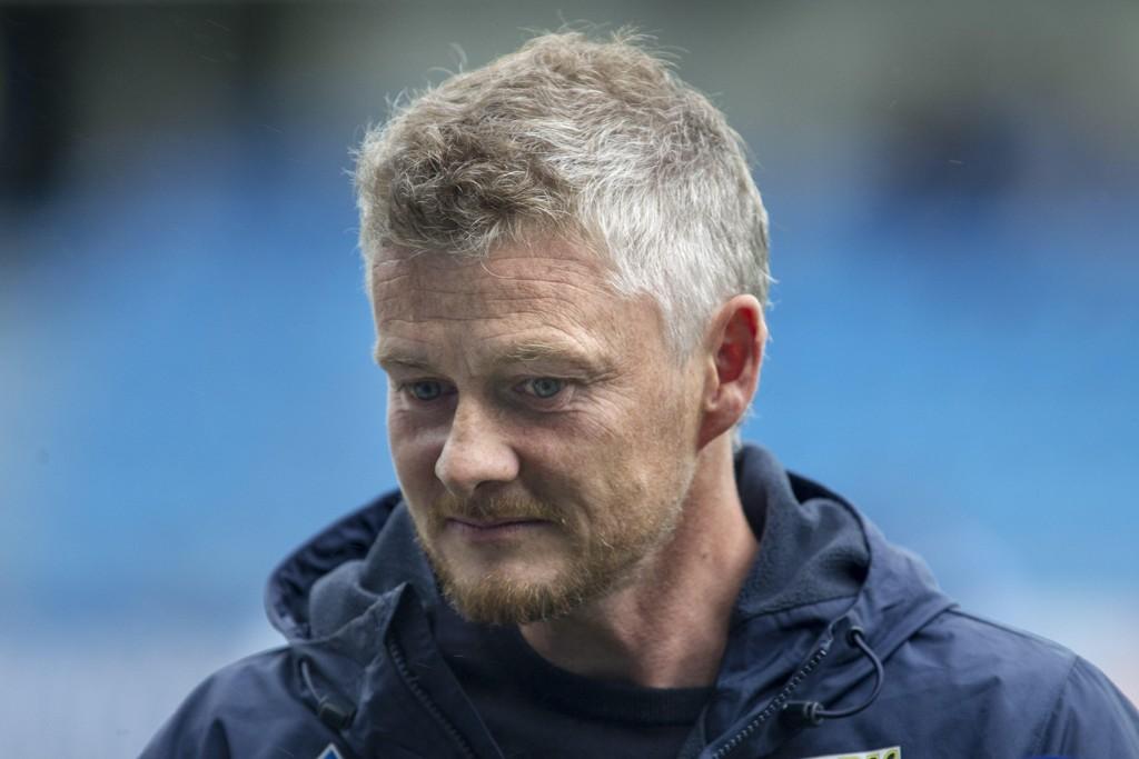 Ole Gunnar Solskjærs Molde tapte borte mot nordirske Glenavon onsdag kveld. Foto: Carina Johansen / NTB scanpix