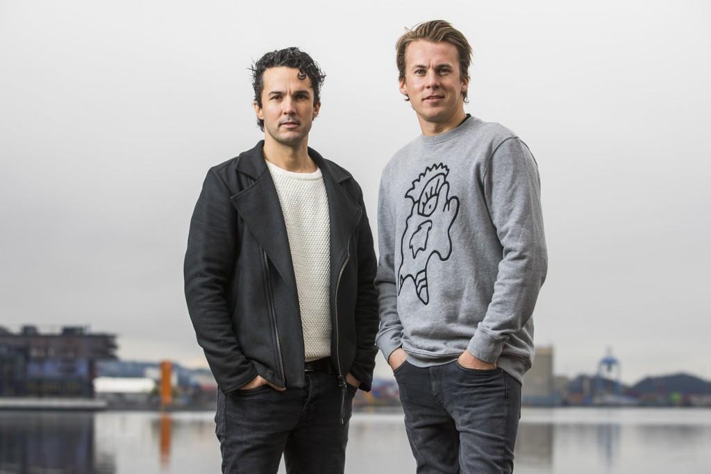 TJENTE MYE MINDRE: Utbyttet til Vegard og Bård Ylvisåker ble redusert med over seksti prosent.