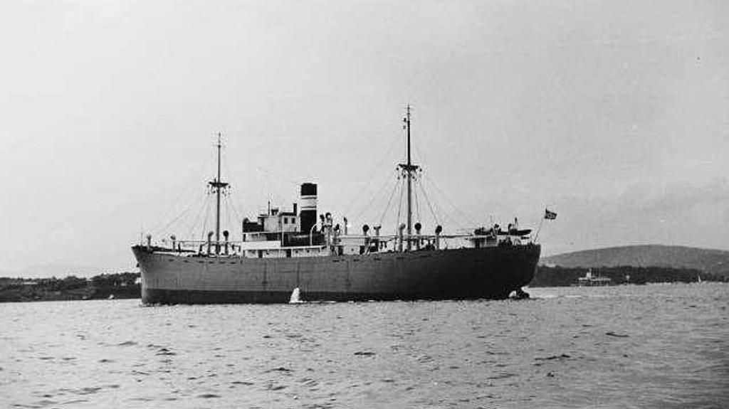 FUNNET: I snart 80 år har forsvinningen av DS Octavian vært et mysterium. Nå er skipet funnet på 60 meters dyp.