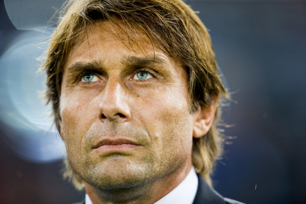Sky Sports Italia melder at Antonio Conte er sparket som Chelsea-manager. Foto: Vegard Wivestad Grøtt / NTB scanpix