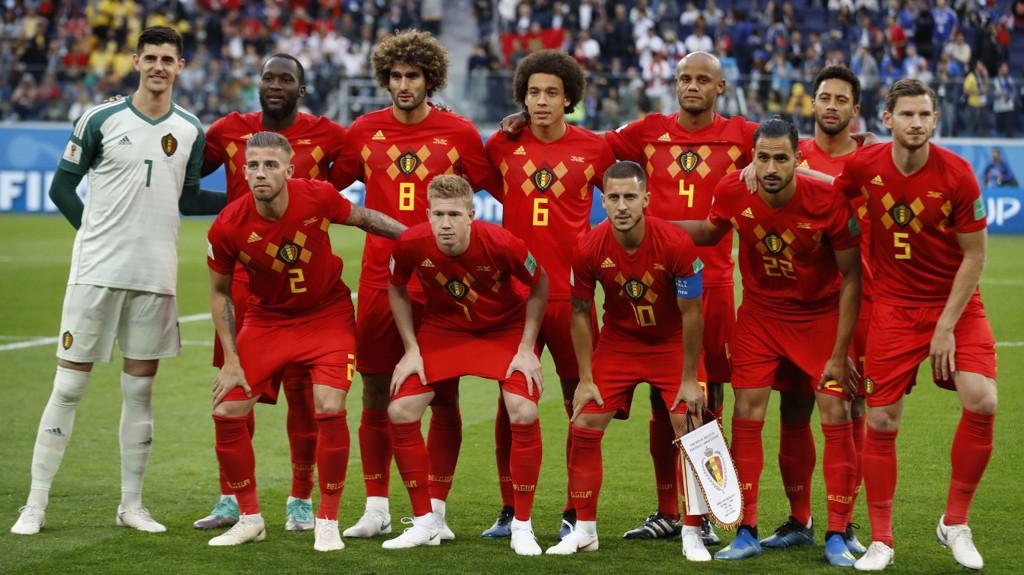 Belgia-spillerne ble slått ut av franskmennene i semifinalen. Lørdag jakter de bronse mot England.