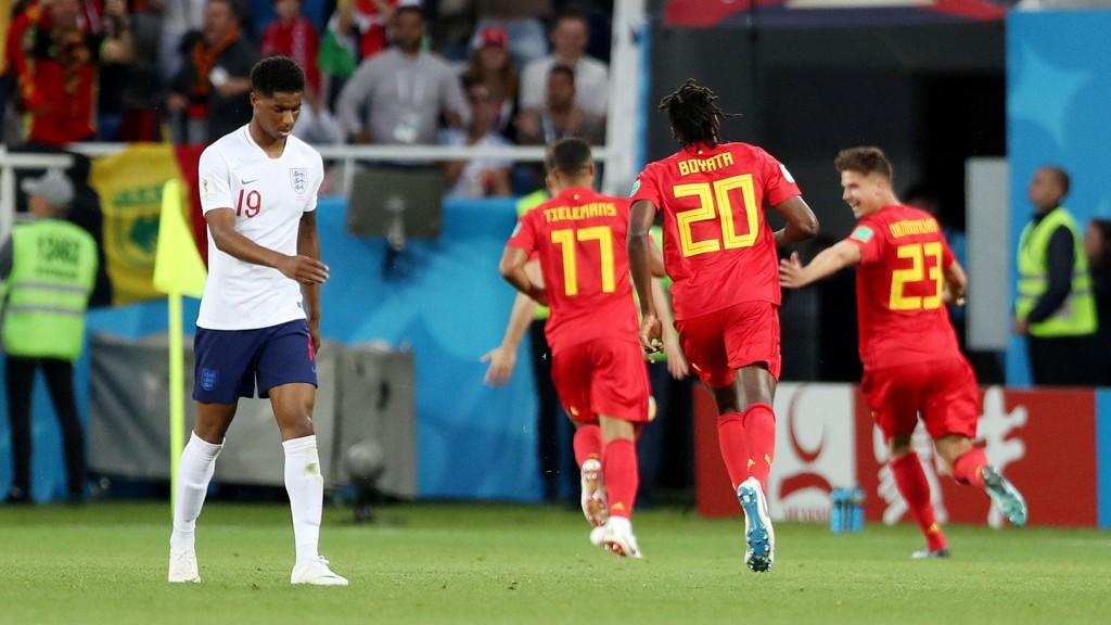 Belgia - England møttes tidligere i dette mesterskapet. Det blir spennende å se lagene i bronsefinalen.