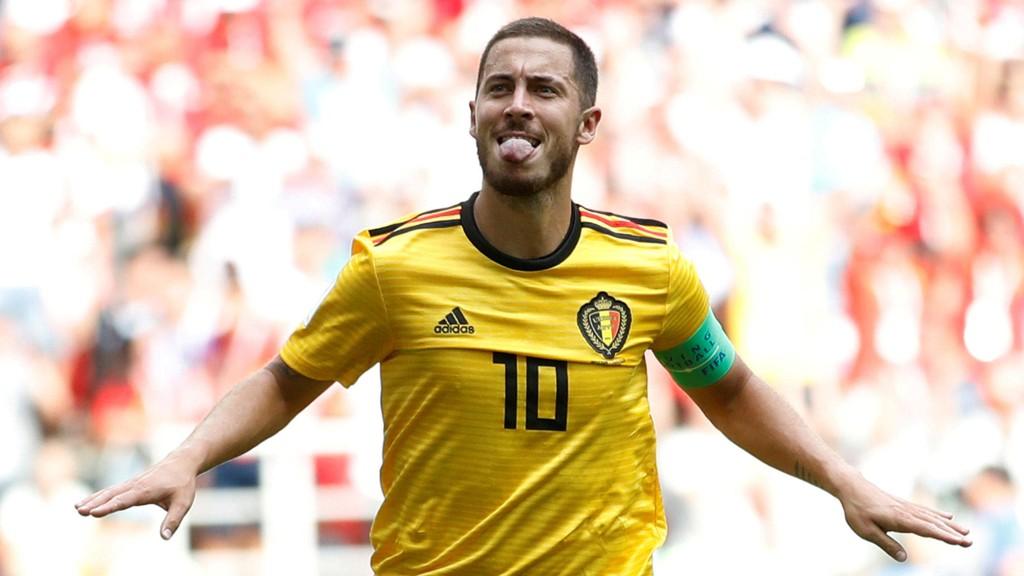 Hazard har vært god så langt i dette mesterskapet. Lørdag kan han skaffe landet sitt bronse.