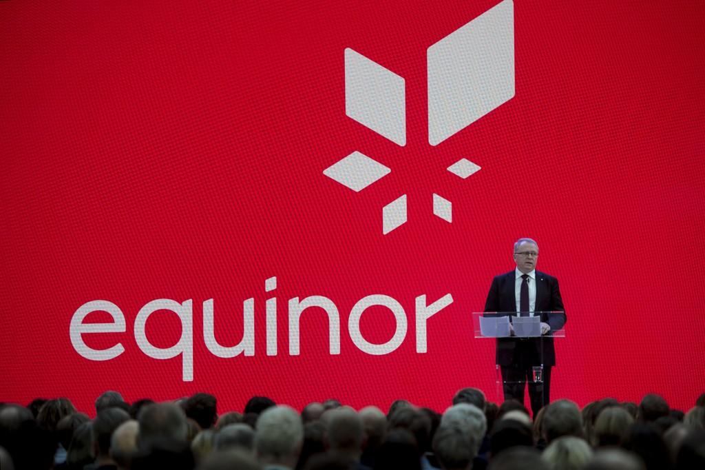 Eldar Sætre leder det selskapet i Norden som har suverent størst omsetning: Equinor – som inntil nylig het Statoil. Arkivfoto: Carina Johansen / NTB scanpix