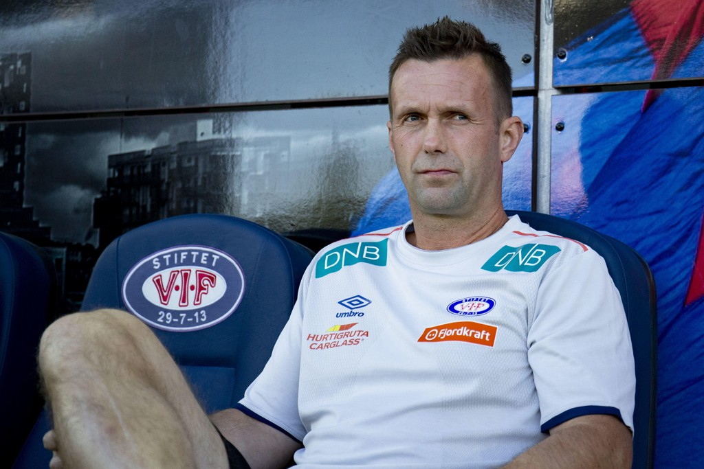 VIF-TRENER: Vålerenga-trener Ronny Deila.
