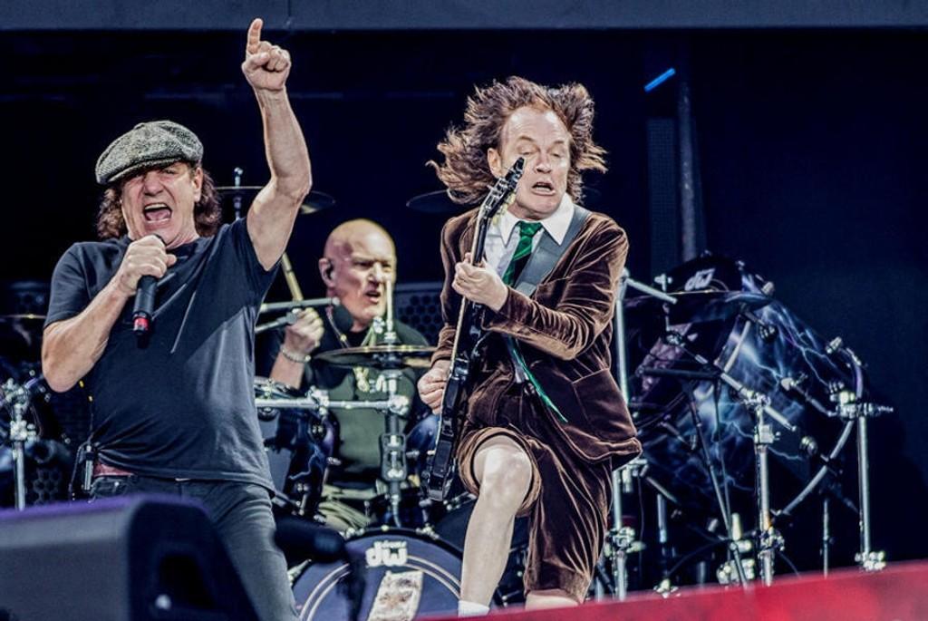 AC/DC på Valle Hovin 17. juli 2015