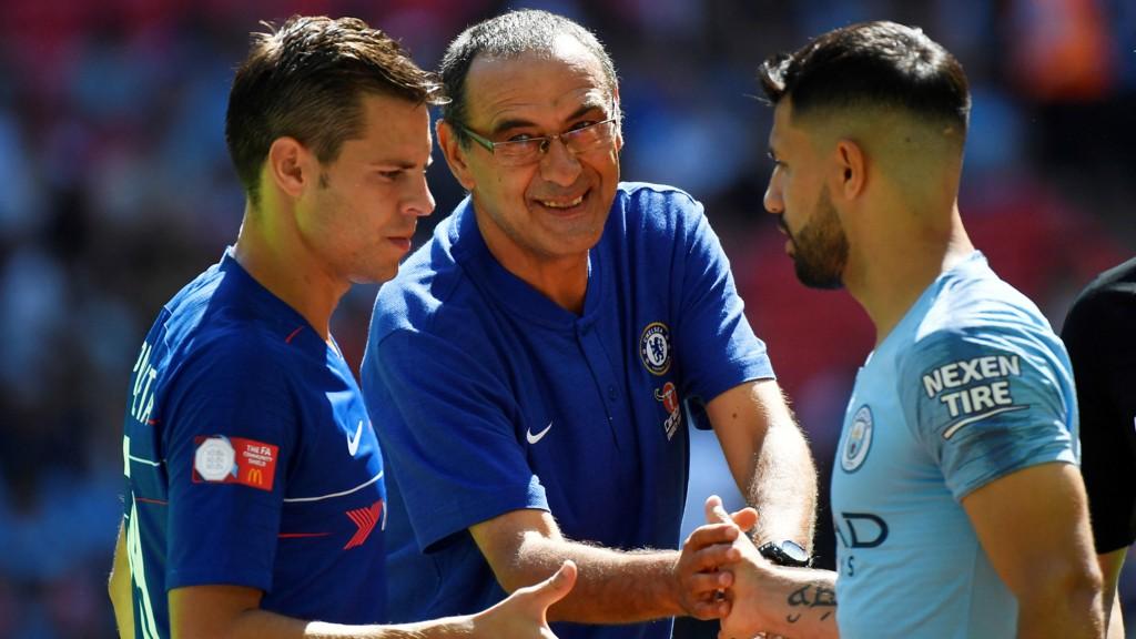 Chelsea og City møttes i helgen. City var klart best, men det blir spennende å følge lagene i årets Premier League.