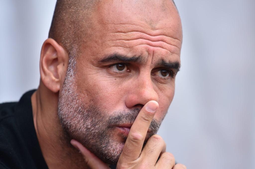 SULTEN PÅ SUKSESS: Pep Guardiola er tydelig på at han ikke er mett av all suksessen.