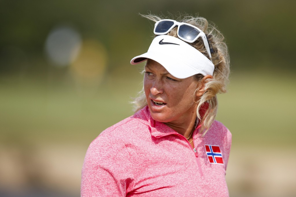 - ENDELIG: Suzann Pettersen forteller at hun har blitt mamma.
