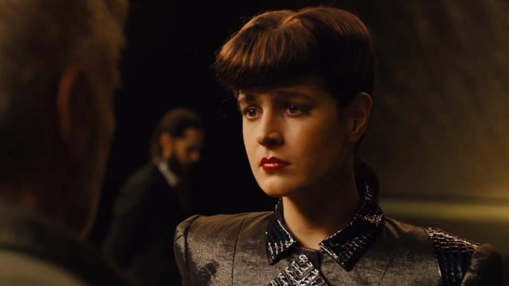SEAN YOUNG: Skuespilleren Sean Young spiller roboten Rachael i Blade Runner. I Blade Runner 2049 var hun tilbake, like ung som i 1982.