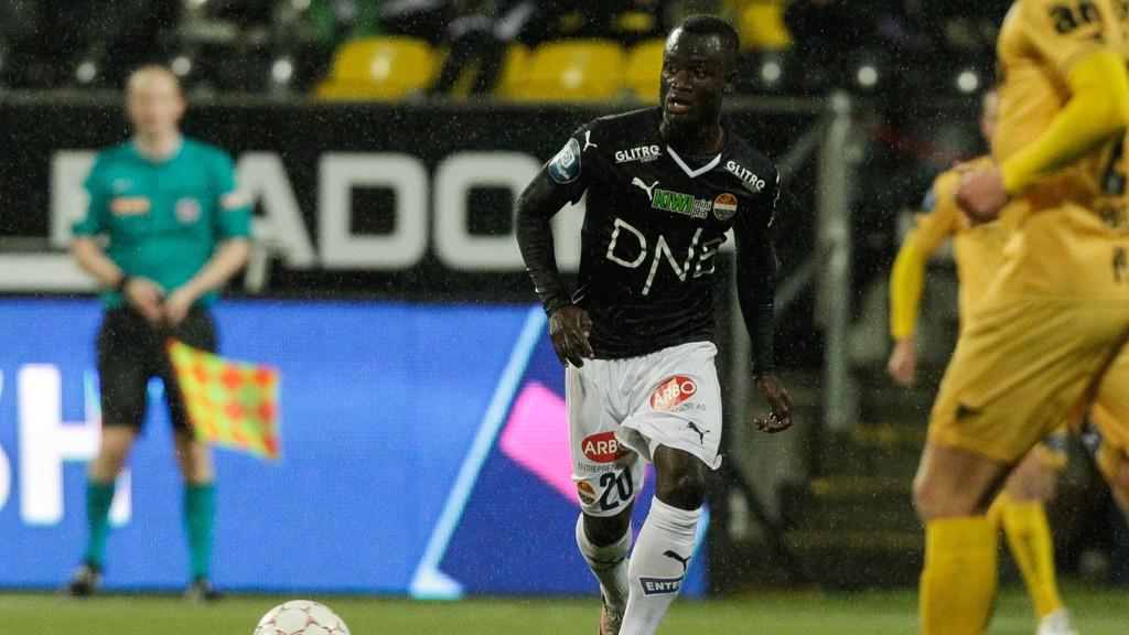 TIL OSLO: Mohammed Abu har signert for Vålerenga.
