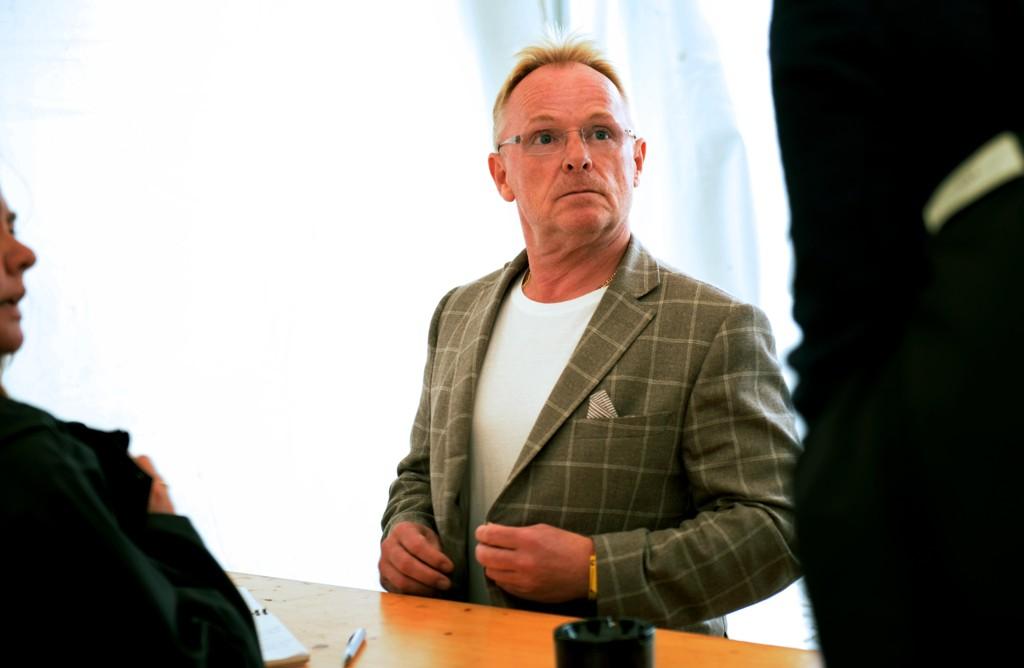 Per Sandberg takket ifølge TV 2 nei til fire sikkerhetssamtaler med PST i forkant av turer til Kina og Russland. Foto: Espen Sand / NTB scanpix