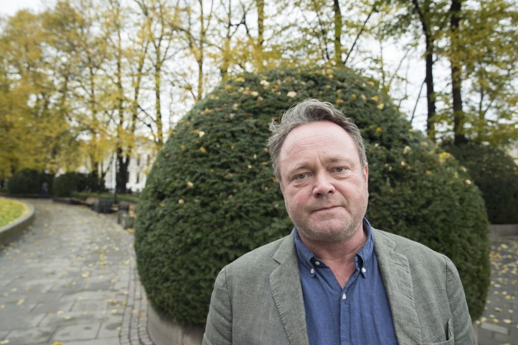 """Når Fredrik Græsvik kommenterer at en forsamling Trump-tilhengere er """"blendahvitt"""", er det en innbakt kritikk i det, det er negativt ladet. Foto: Vidar Ruud / NTB scanpix"""