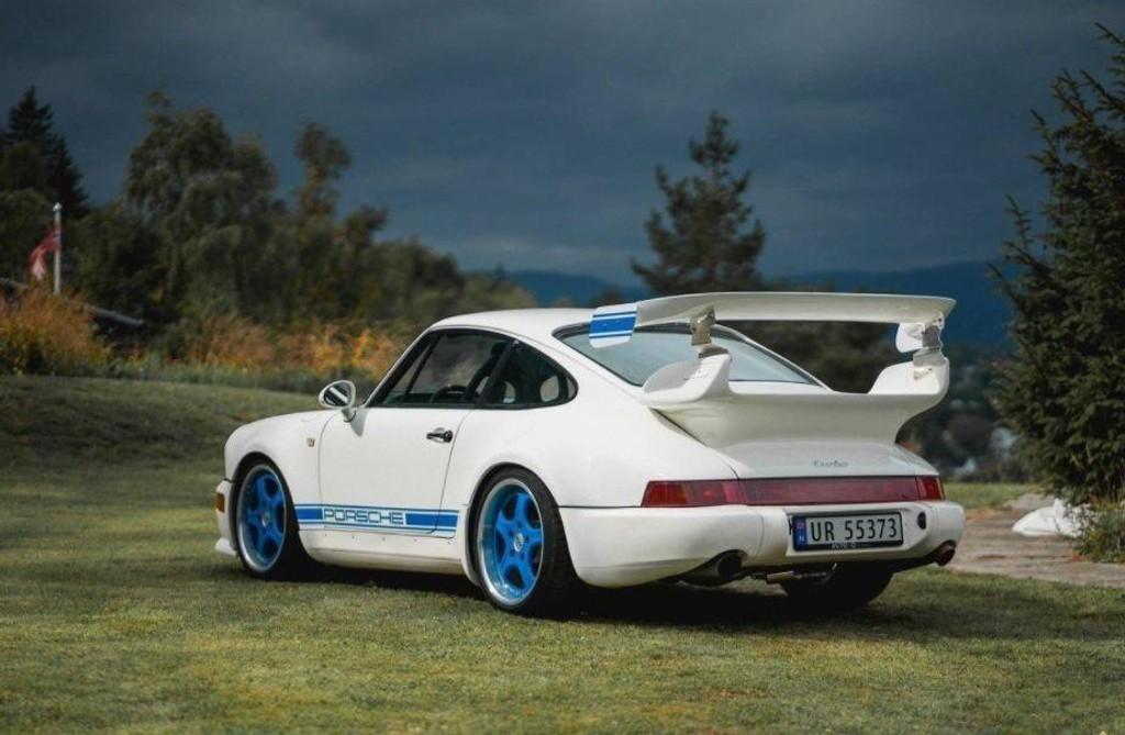 BROILER politiet fra Porsche Stjal stakk Broiler Mikkels PORSCHE 66qrTwz