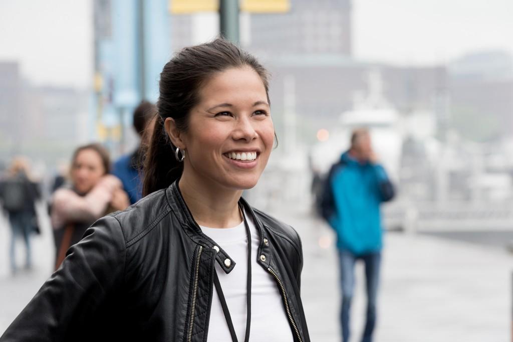 MINDRE KØ: Flere bomstasjoner og høyere bomsatser vil rydde unna kø, tror Miljøpartiet De Grønnes byråd Lan Marie Berg.