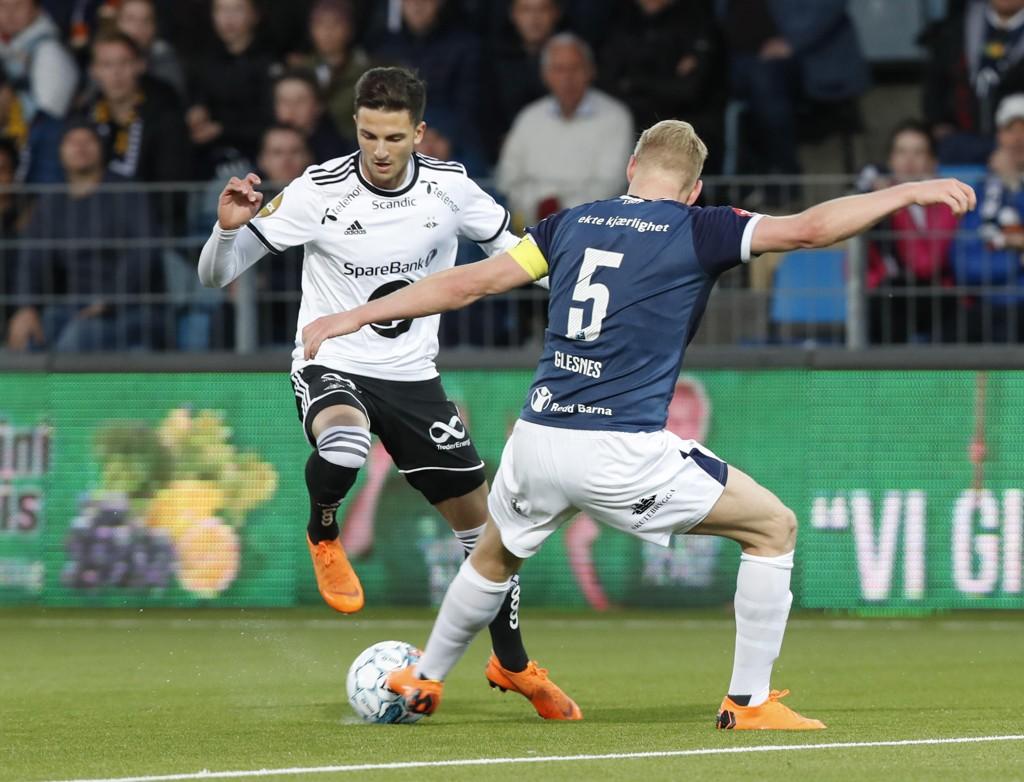 Rafik Zekhnini skal denne sesongen spille for nederlandske Twente. Foto: Terje Bendiksby / NTB scanpix