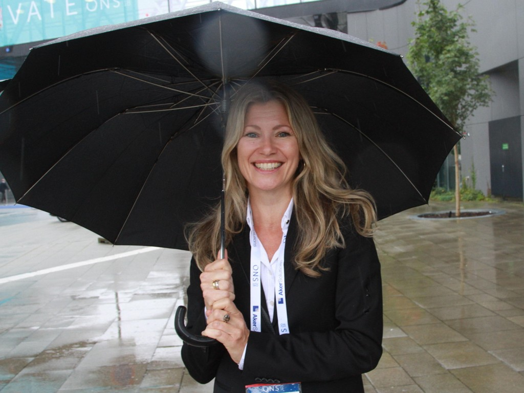 NY JOBB: Siri Kalvig er nyansatt som sjef i Nysnø klimainvesteringer.