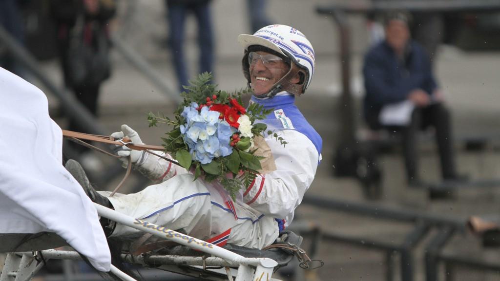 Peter Ingves er aktuell under lunsjtravet på Kalmar. Foto: Øyvind Brusletten/ hesteguiden.com