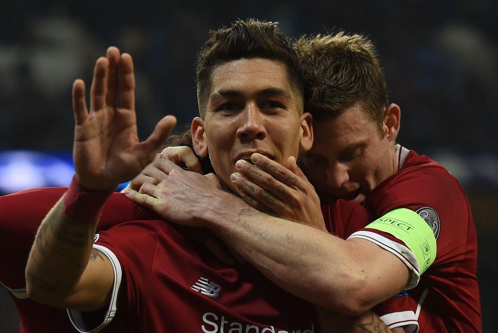 FRYKTER BREXIT: Premier League-klubbene, her representert ved Roberto Firmino og Liverpool, er bekymret for at Brexit kan bli ødelggende for den engleske ligaen.
