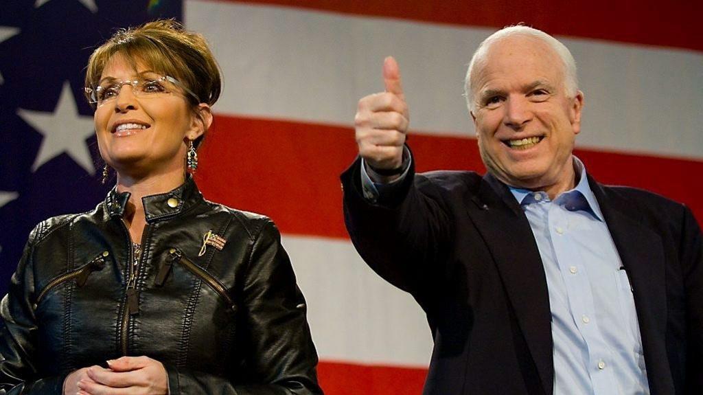 Var Palin forgjengeren til Trump, eller var karakterdrapet pressen utførte mot Palin en grobunn for trumpisme?
