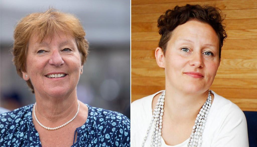 Oslo-ordfører Marianne Borgen (SV) tjener mest, og Tromsø-ordfører Kristin Røymo (Ap) tjener minst i de sju største byene.