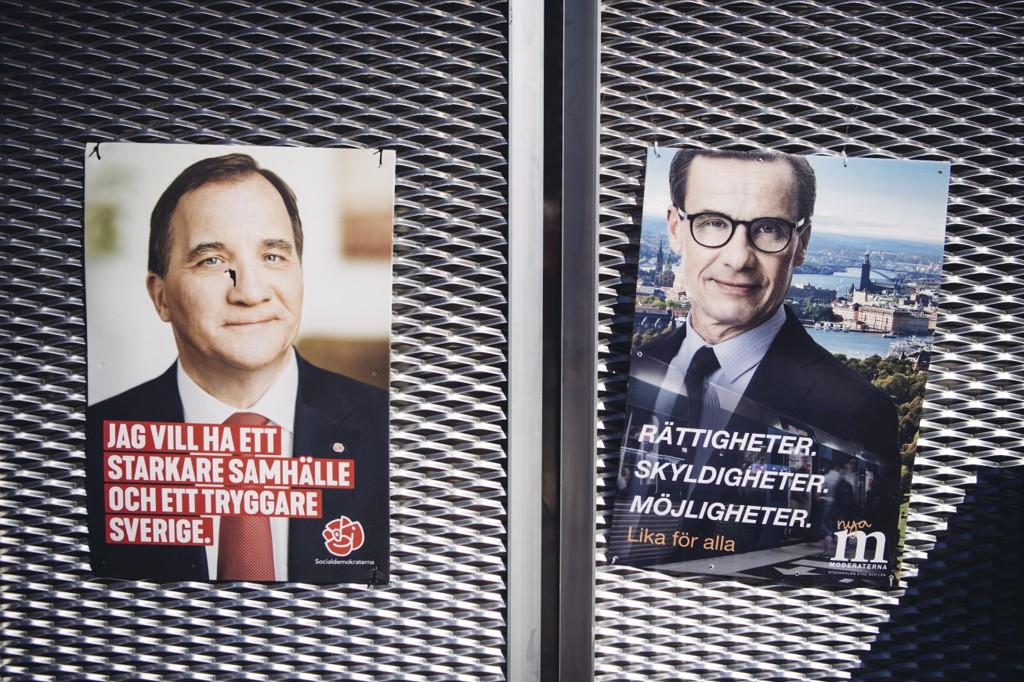 Får Stefan Löfvens rødgrønne fortsette eller overtar Alliansen og Ulf Kristersson? Kan det bli kompromiss i sentrum? Mye er uklart før søndagens valg i Sverige.