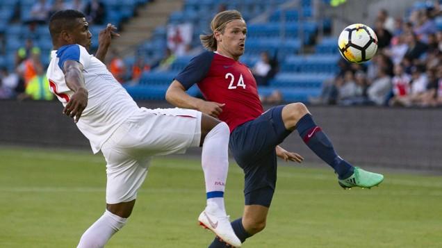 Fotball-landskamp menn (privatlandskamp) Norge - Panama.
