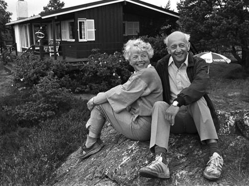 Kåre Willoch traff sin hustru Anne Marie Jørgensen i 1953. Han gir henne mye av æren for at livet er blitt så godt.