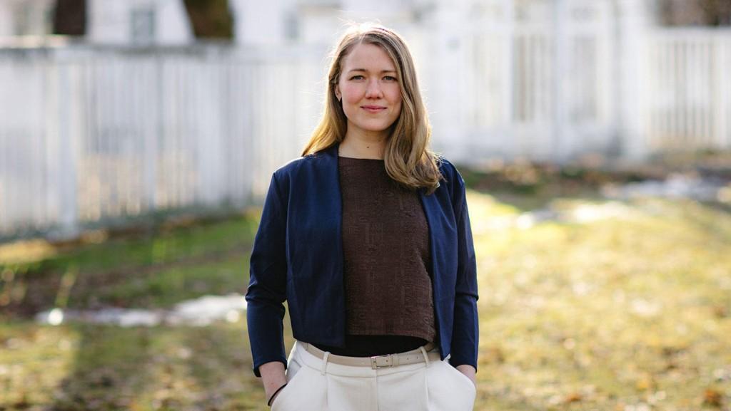 AMNESTI: Stortingsrepresentant Une Aina Bastholm i Miljøpartiet De Grønnevil ha en tidsfrist for når staten kan sende ut asylsøkere som kom til Norge på falsk identitet.