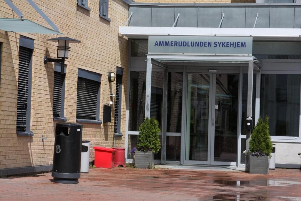 FÅR IKKE FORTSETTE: Unicare omsorg får ikke lenger drive Ammerudlunden sykehjem i Oslo.
